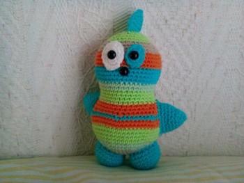 AJT du tricot, miniatures de Noël