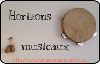 Horizons musicaux