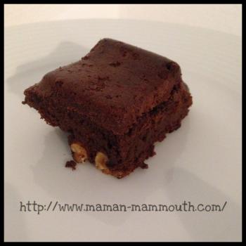 brownie ig bas sans sucre sans gluten et sans plv blog pro allaitement maternel et maternage. Black Bedroom Furniture Sets. Home Design Ideas