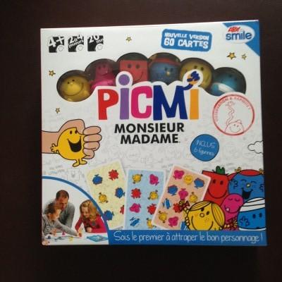 Picmi, Monsieur Madame
