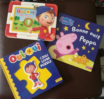 Peppa Pig Et Oui Oui Lecture Maman Mammouth Blog Famille Lifestyle Et Lecture