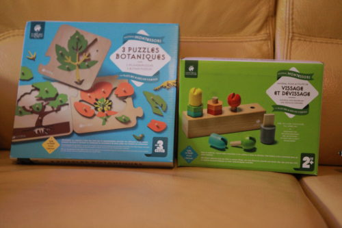 Gamme Montessori Nature et découvertes