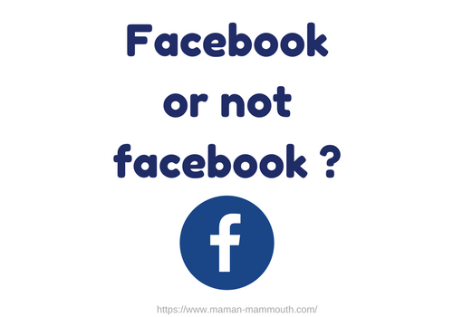 Facebook or not facebook