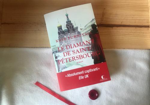 """Avis sur le livre """"Le Diamant de Saint Pétersbourg"""" de Kate Furnivall"""