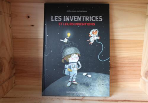 """Album """"Les inventrices"""""""