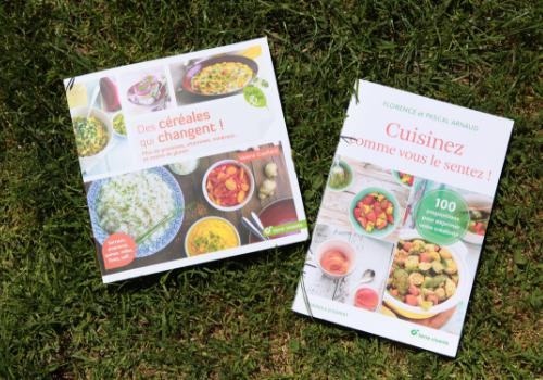 Livres de cuisine Terre Vivante