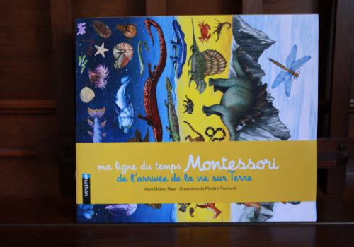 Ligne du temps Montessori