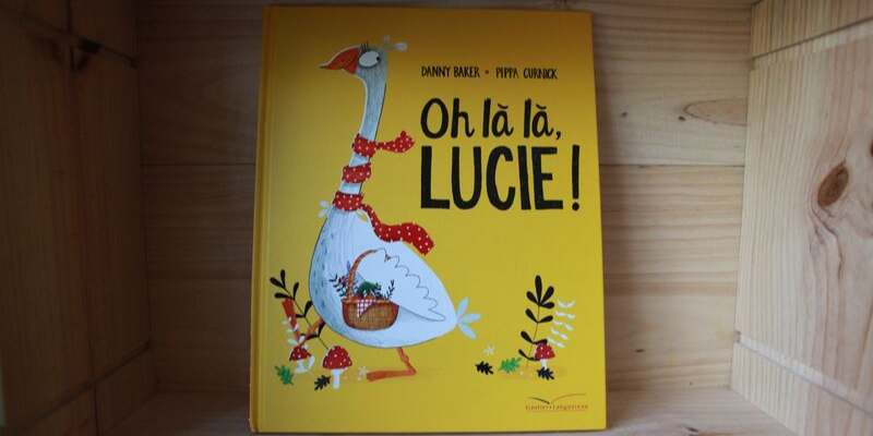 """Album """"Oh la la Lucie"""""""