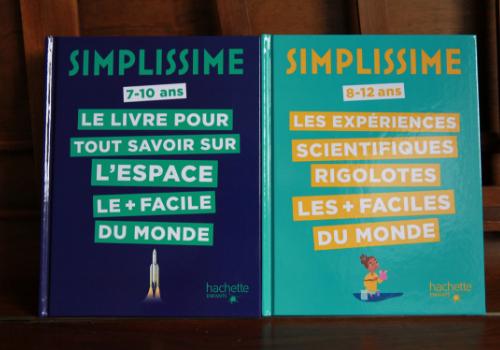 """Livres """"Simplissime"""" pour les enfants"""