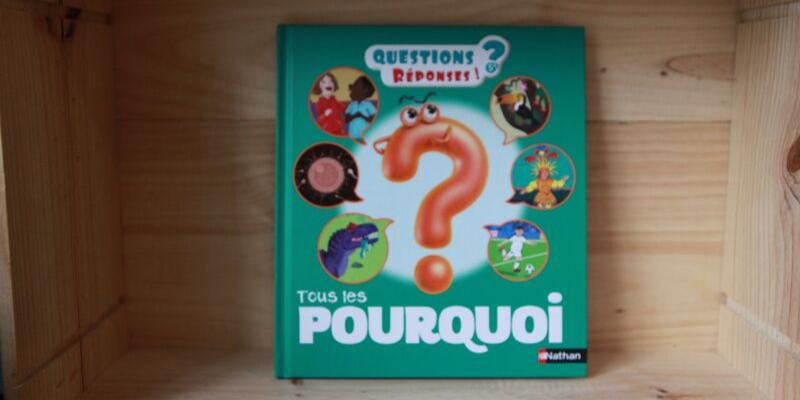 """Album documentaire """"Tous les pourquoi"""""""