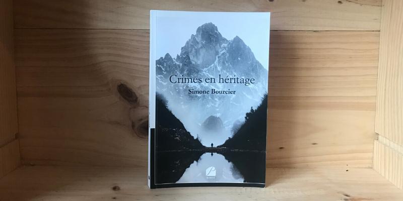 """Roman policier """"Crimes en héritage"""""""