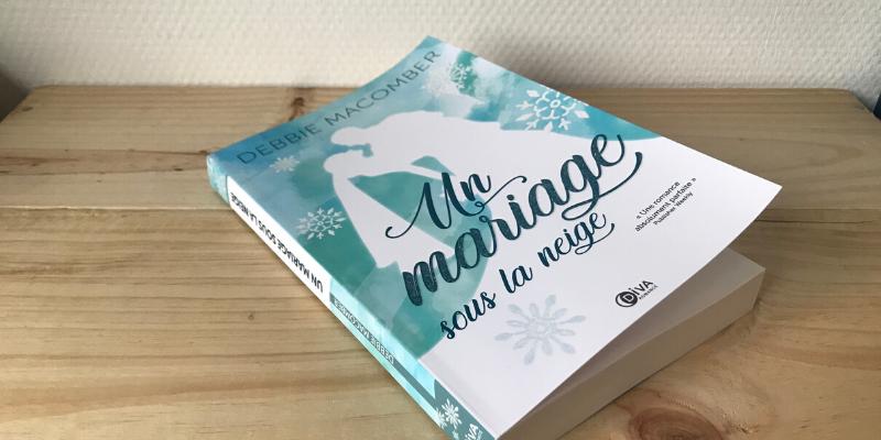 """avis sur le roman """"un mariage sous la neige"""""""