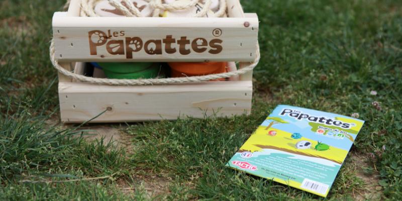 Les Papattes, un jeu d'adresse fabriqué en Vendée