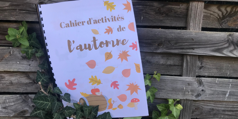 Fiches d'activités sur l'automne