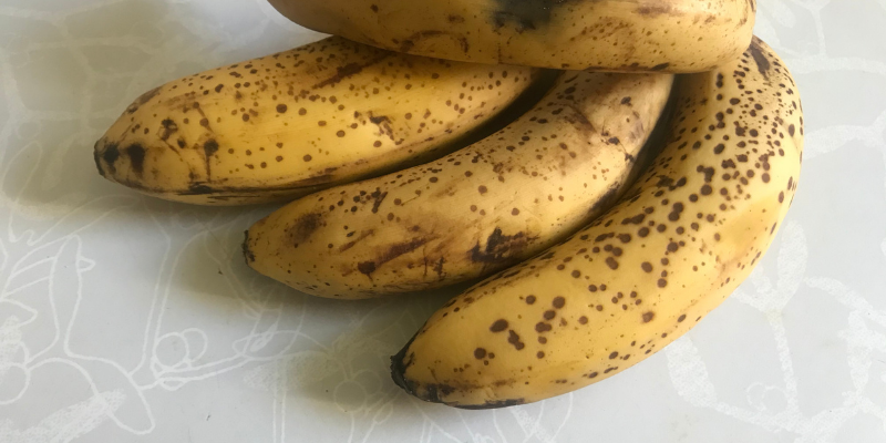 5 recettes à base de banane